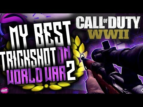 MY BEST SHOT ON WWII (#SoaRRC) @Dare_Jonson @Crudes @Makz  (Call of Duty WWII)