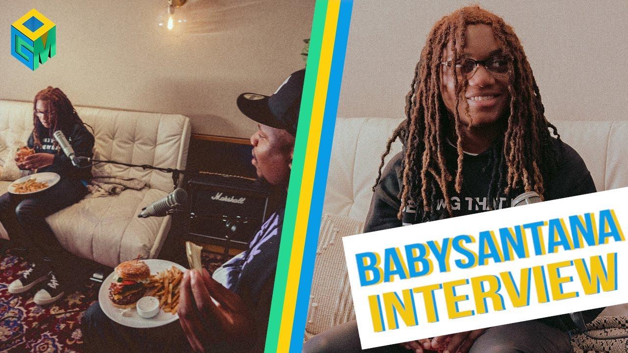 BabySantana on Antisocial, Lil Tecca, Moshpit Rage, No Hook 2, Major Influences, & More!