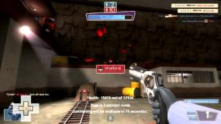 Repeat youtube video TF2: Freak Fortress Administrator Gameplay