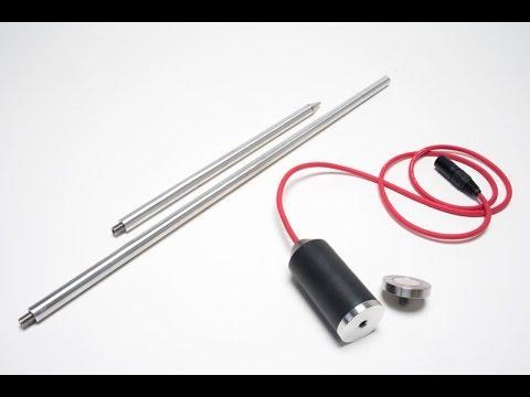 Leaktronics - Pipe Probe Demonstration - Leak Detection Equipment