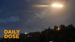 Exchange of Fire at Tense Israel-Syria Border Overnight