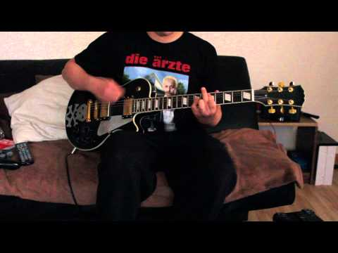 Die Ärzte - Westerland (Guitar Cover)