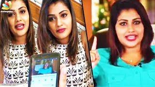 ട്രോള് വീഡിയോക്കെതിരെ അലീന ലൈവില് | Aleena Padikkal live about Troll video