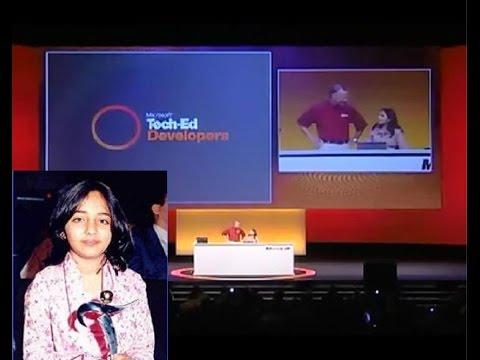 Arfa Karim (RIP): The IT Prodigy | Key note Tech.Ed developers