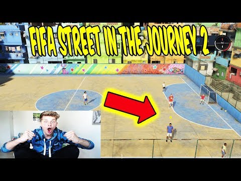 FIFA 18 THE JOURNEY 2 - FIFA STREET Mit HUNTER In BRASILIEN! ⚽🔥 - Story Mode Karrieremodus Deutsch