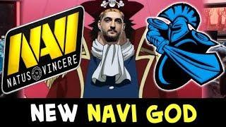 RodjER the Pirate King — new NaVi GOD