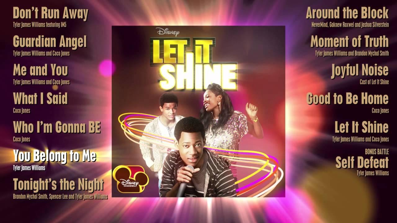 Let It Shine - Album Sampler - YouTube