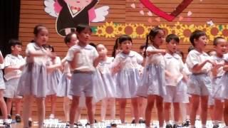 20160624聖心幼稚園畢業典禮1