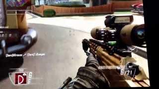 Evil hits trick shot bo2