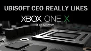 Ubisoft CEO Praises Xbox One X; Good Potential If Fully Supported | August 2017 Game Releases