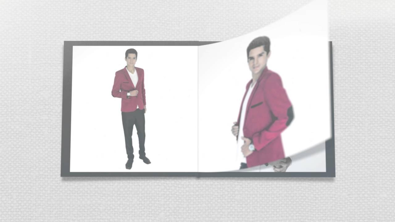 e42144a40 Ternos Luis R - Catálogo Blazers 2016 - YouTube