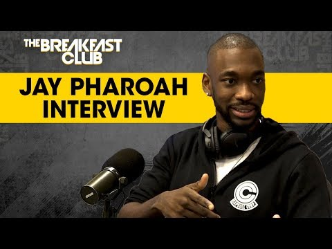 DJ Fountz - WATCH: Full Jay Pharoah Interview on The Breakfast Club