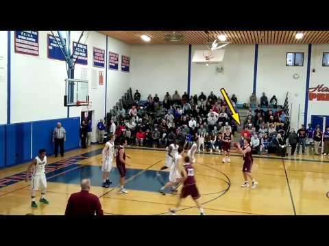 Michael T Hogan Basketball Highlights
