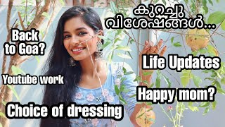 Chit Chat Get Ready With Me|Life updates|Answering mostly asked questions|Asvi Malayalam