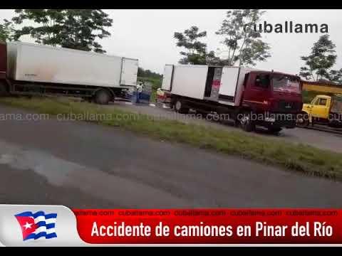 CubaLlama | Accidente en Cuba