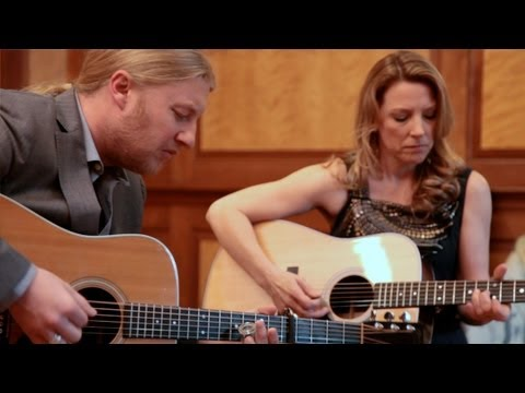 Backstage at the White House: Tedeschi & Trucks