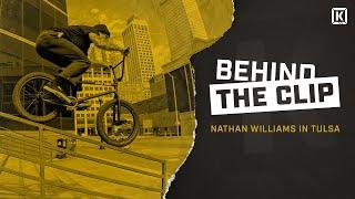 Behind The Clip - Williams Center Combo!  - Kink BMX