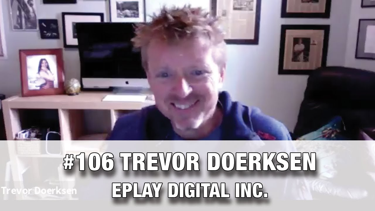 Trevor Doerksen on the Gamification of Charitable Giving | Interview on CSE