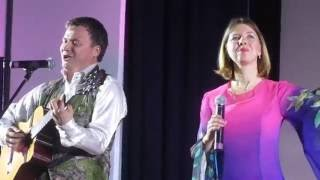 Наталья и Сергей Русановы Бирюзовые златы колечки