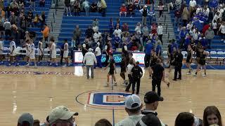 Cleveland High School vs. Bradley High School Varsity Basketball