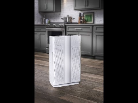 Biota Bot Air Purifier Large Room For Allergies and Pets, HEPA and Charcoal Filter for Home Model