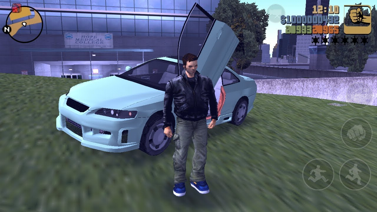 GTA 3 [Android] My Car Mods Pack (Part-2) [MUST WATCH!!]
