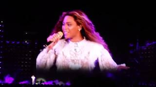 Beyonce - Me, Myself, and I   Live In Tampa Formation Tour 2016