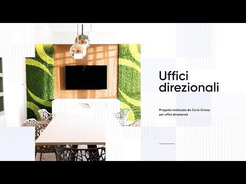 Progetto | Parete in lichene stabilizzato – Milano