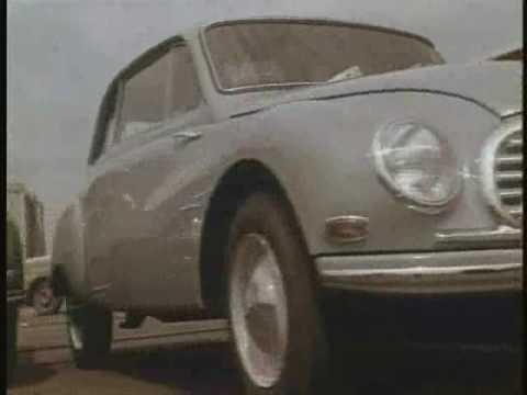 """Historischer Werbefilm von DKW/ Auto-Union""""Zwei Takte und doch MusiK"""""""