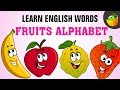 Fruits | Learn Spelling | For Kindergarten and Toddlers in MagicBox