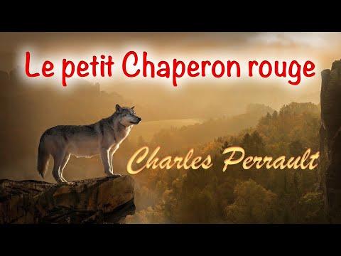 Livre audio : le petit Chaperon rouge, Charles Perrault