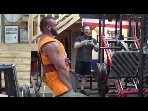 Monster garage gym critical bench