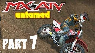 MX vs ATV Untamed! - Gameplay/Walkthrough - Part 7 - Endurocross!