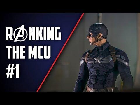 Playlist Ranking the Marvel Cinematic Universe