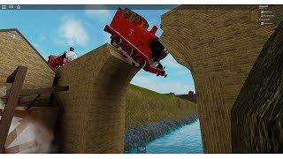 Thomas The tank New Engine My Thomas And Friends Railway Two Roblox