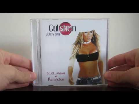 Gülşen 2005 Özel: Of... Of... Albümü ve Remixler Kartonet indir