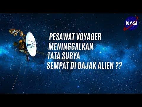 Voyager Pesawat Yang Meninggalkan Tata Surya | Part 1
