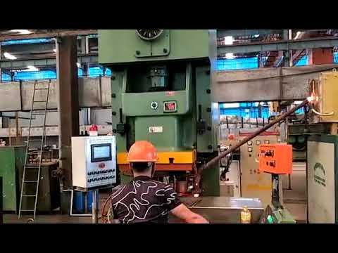 Автоматическая линия производства гаек
