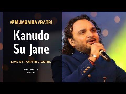 Kanudo Su Jane Mari Preet | Parthiv Gohil Live at Rangilo Re Mumbai Navratri 2017 | Garba Festival