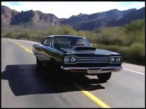 69 Plymouth Road Runner Dream Car Garage 2003 TV series