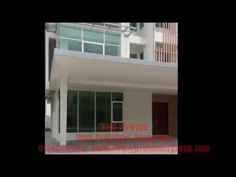 Garden Residence Cyberjaya -3Sty Semi-D Jacaranda Garden Residence