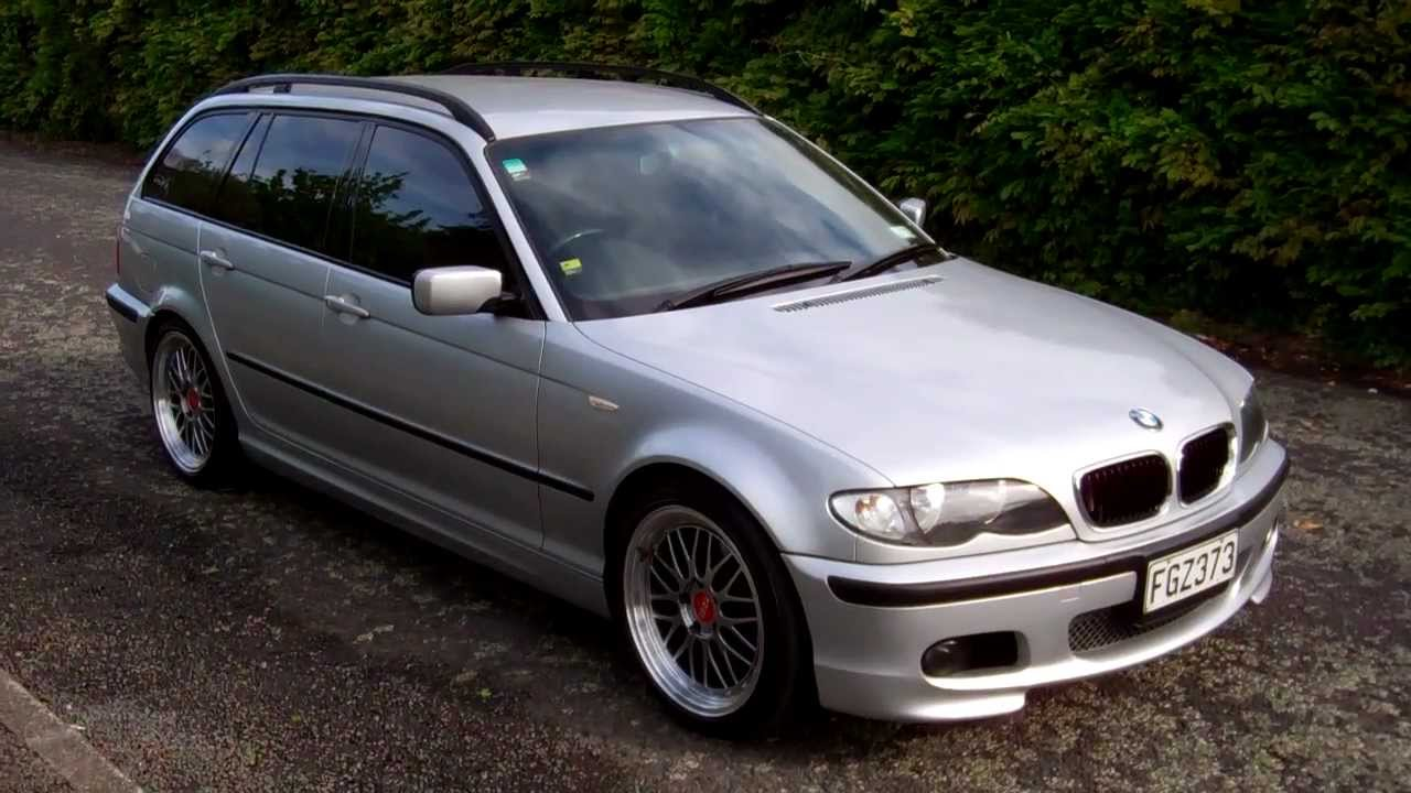2003 Bmw 318i M Spec Wagon Cash4cars Cash4cars Sold