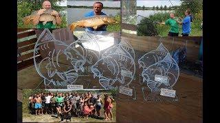 Pieczony Dzik, 371 kg karpi czyli II Karp Festiwal małego rekina