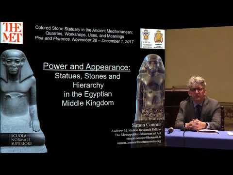 Colored stone statuary in the ancient mediterranean - 28-29 Febbraio 2018
