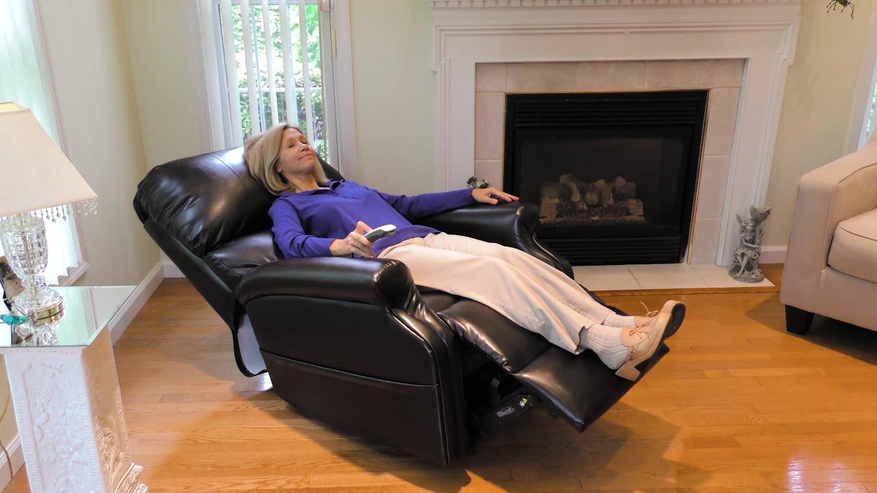 Сон на подъемном кресле