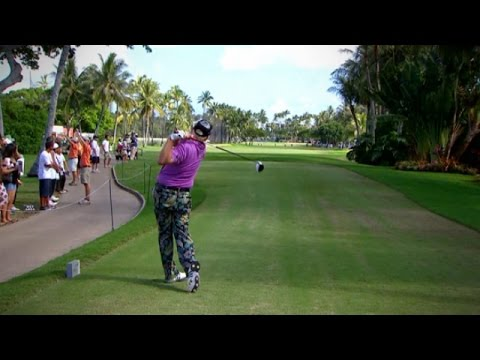 John Daly's debut at the Insperity Championship