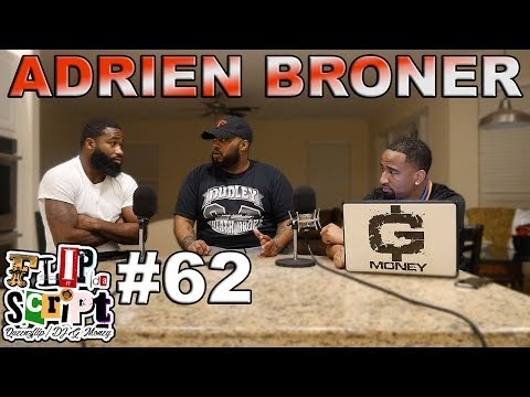 F.D.S #62 - ADRIEN BRONER - OPENS UP ABOUT FLOYD MAYWEATHER