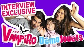 Chica Vampiro en français - Interview Exclusive avec Daisy et Max ! thumbnail