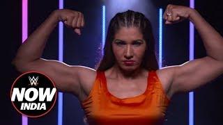 India's Kavita Devi Sends Message to Aspiring WWE Superstars: WWE Now India