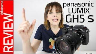 Panasonic Lumix GH5S review -la BESTIA para youtubers-